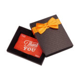 Gift Card in a Black Gift Box