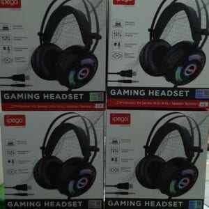 Audifonos Glams para Gaming