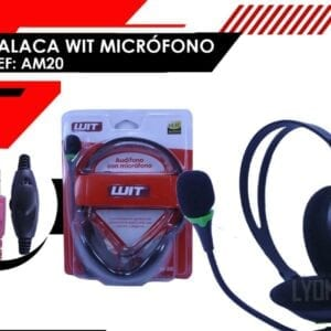Balaca Wit + Microfono