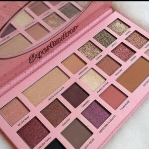 Paleta Eyershadow