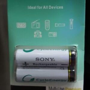 Pilas Sony