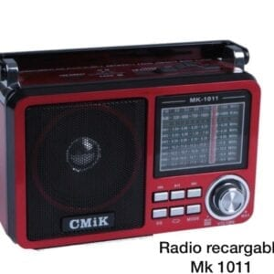 Radio Recargable
