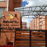 Apartamento 50 Mts Bogotá – Conjunto Mandarino